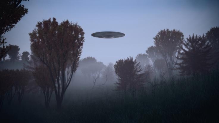 Die Zahl der Ufo-Sichtungen nimmt zu.