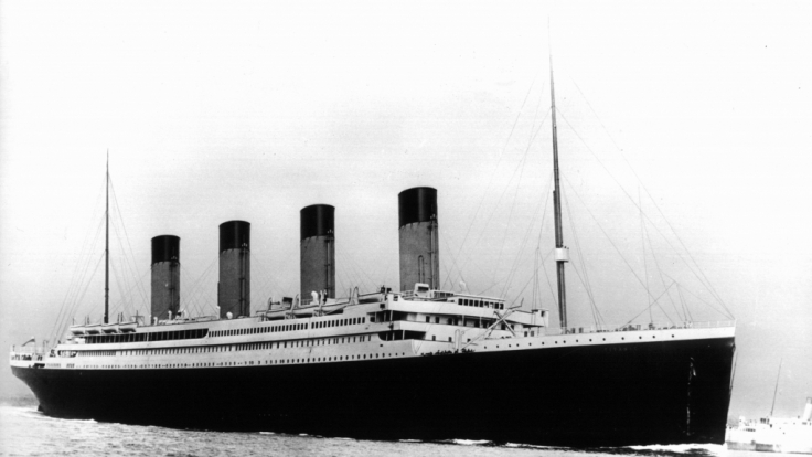 Am 15. April 1912 sank die RMS Titanic auf ihrer Jungfernfahrt.