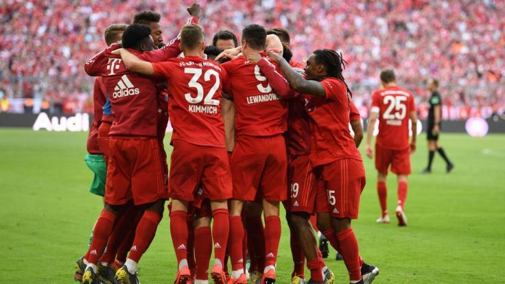 Der FC Bayern München hat sich seinen 29. Meistertitel gesichert.
