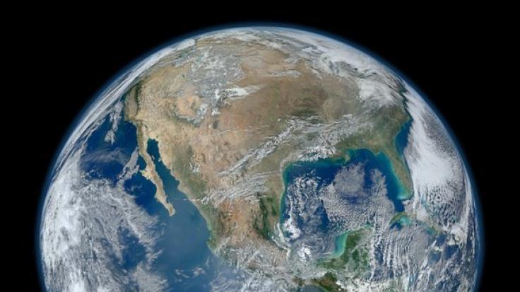 Der Klimawandel lässt unsere Welt untergehen.
