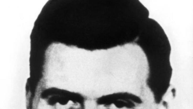 Der Auschwitz-Arzt Josef Mengele.