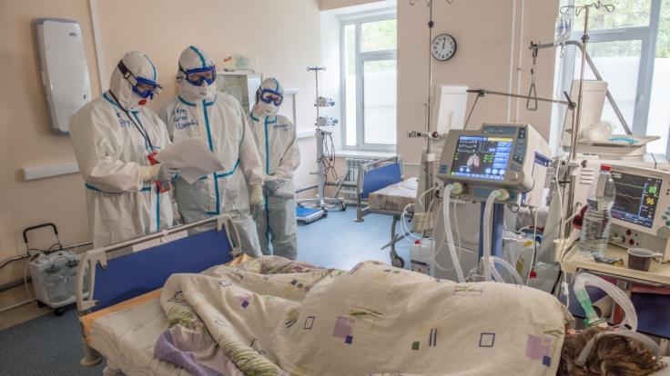 Hartz IV-Empfänger sollen häufiger im Krankenhaus wegen Covid-19 behandelt werden. (Symbolfoto) (Foto)