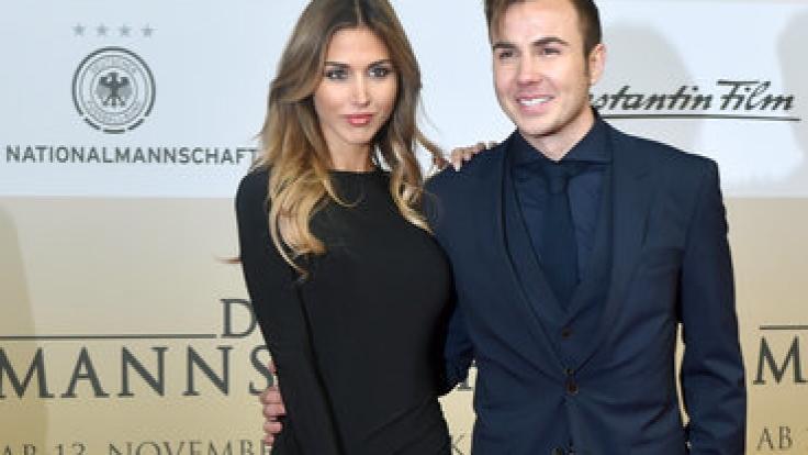 Ann-Kathrin Brömmel und Mario Götze haben sich verlobt.