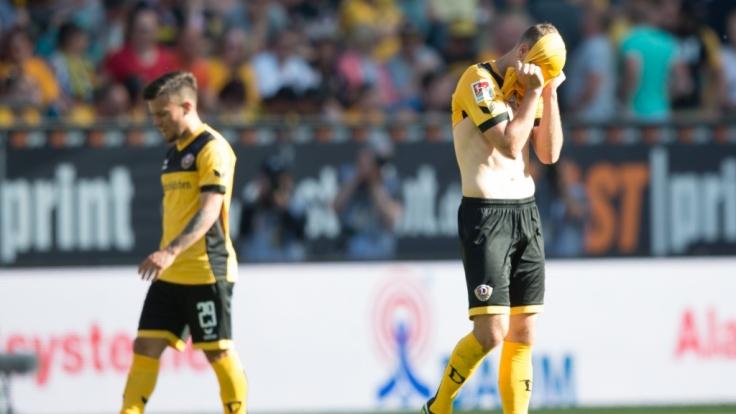 Heimspiel Dynamo Dresden : Die aktuellen Spielergebnisse der 2. Fußball-Bundesliga bei news.de.