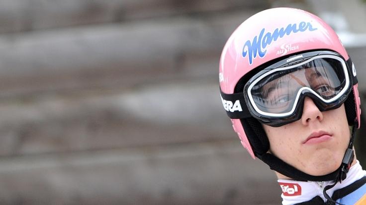 Im Januar wurde Lukas Müller beim Training schwer verletzt. (Foto)