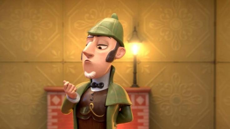 Sherlock Gnomes bei Sat.1 (Foto)