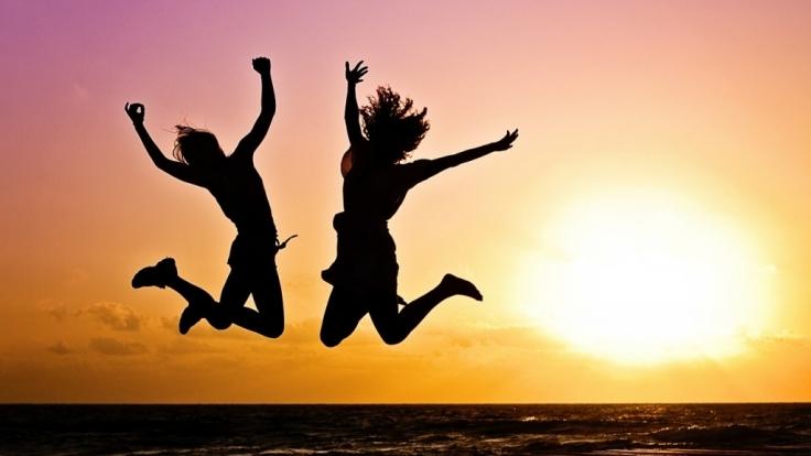 Der World Happiness Report 2015 beweist, dass Frieden und Wohlstand für das Wohlbefinden essenziell sind. (Foto)
