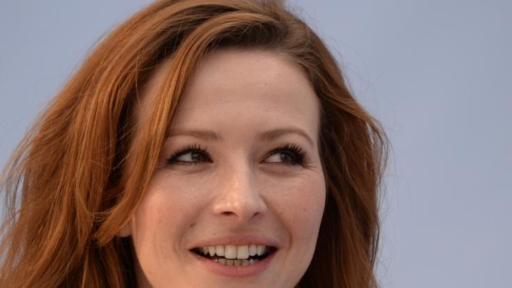 Katrin Bauerfeind gibt im Ersten ihr Debüt als Schauspielerin in einer Hauptrolle.
