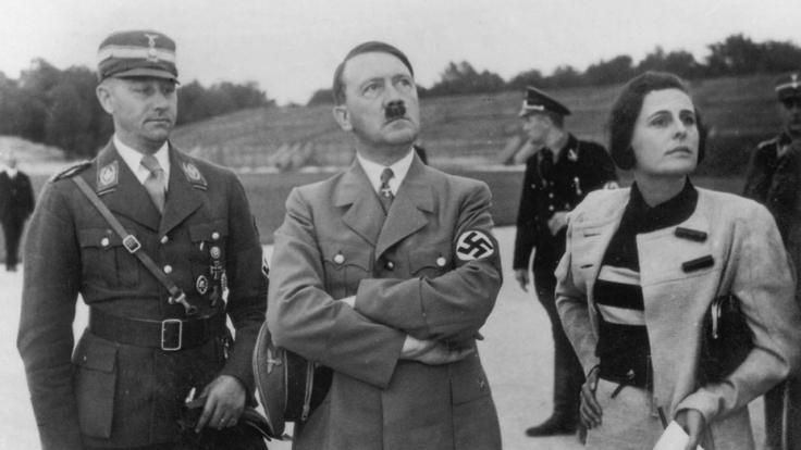 Leni Riefenstahl - Das Ende eines Mythos bei Arte