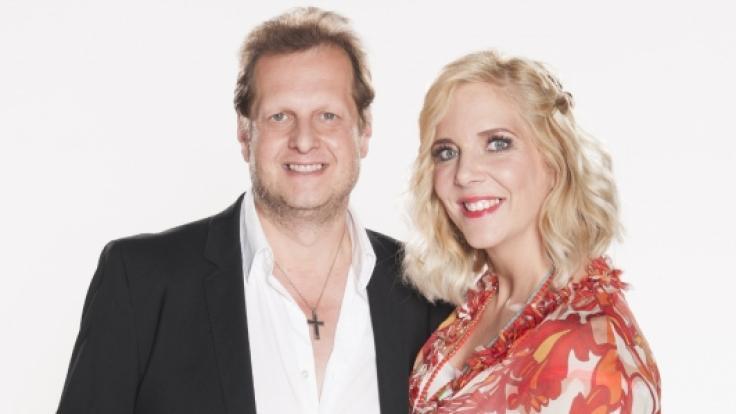 """Jens Büchner und seine Ehefrau Daniela sorgten für Trubel im RTL-""""Sommerhaus"""". (Foto)"""