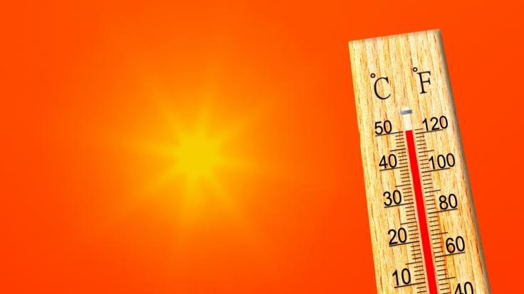 50-Grad-Hitzewelle überrollt Südeuropa. (Foto)