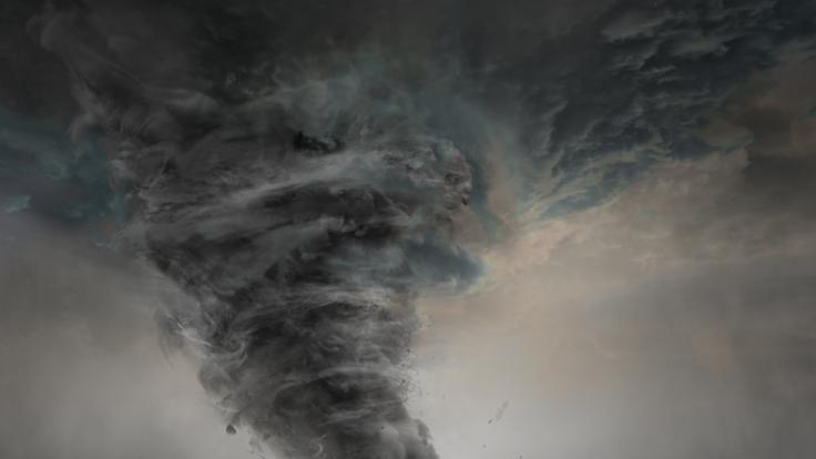 Laut Wetterdienst drohen am Dienstag gefährliche Tornados.