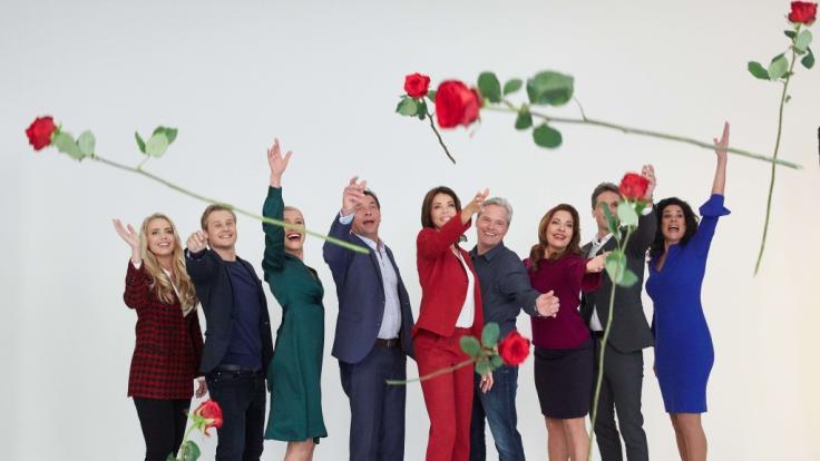"""Das passiert 2020 in """"Sturm der Liebe"""" und """"Rote Rosen"""" (Foto)"""