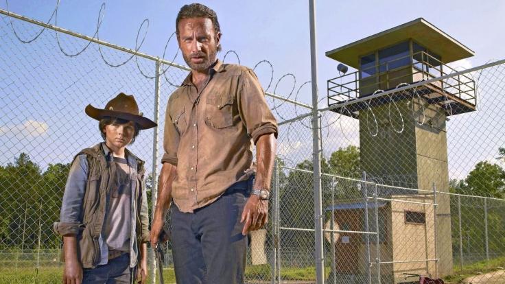The Walking Dead Heute Im Tv