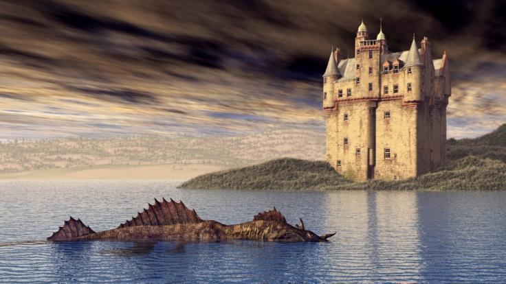 Ein Nessie-Fan will das Ungeheuer von Loch Ness im August gesichtet haben. (Foto)