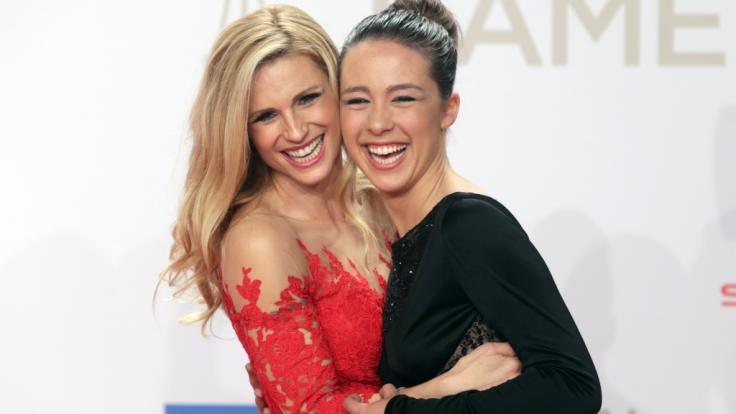 Michelle Hunziker kann stolz auf ihre hübsche Tochter Aurora Hunziker-Ramazzotti sein. (Foto)