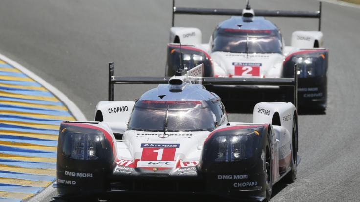 Das Autorennen 24 Stunden von Le Mans gilt als Klassiker im Motorsport.