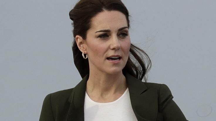 Der IS plant die Ermordung von Herzogin Kate.