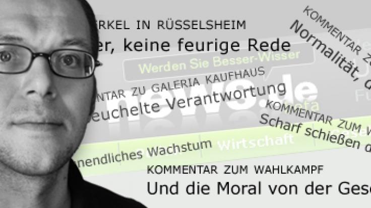 news.de-Redakteur Andreas Schloder (Foto)