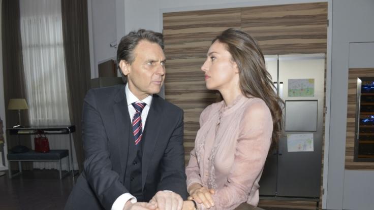 Hat die Beziehung von Gerner und Elena eine Chance? (Foto)