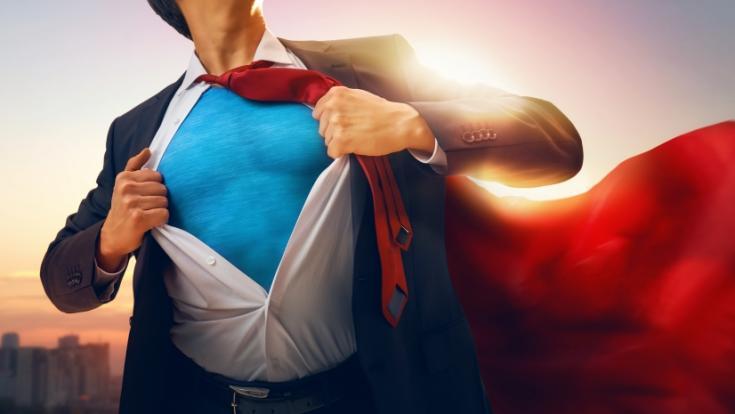 Superman Christopher Dennis wurde tot in einem Altkleider-Container aufgefunden. (Symbolbild) (Foto)