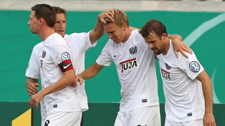 Heimspiel SC Preußen Münster: Die aktuellen Spielergebnisse der 3. Liga bei news.de