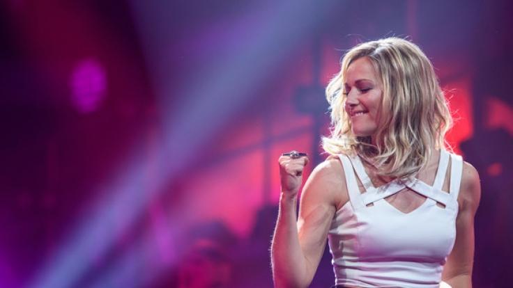 Für sexy Auftritte bekannt: Helene Fischer. (Foto)