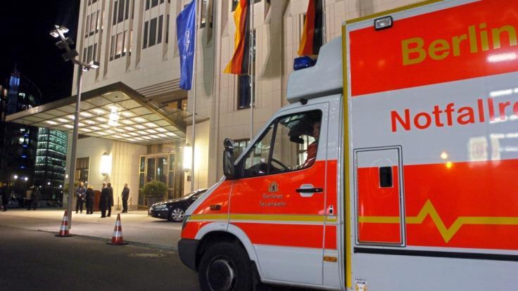 Wie ein Sprecher der Kreisbehörde erläuterte, werden die Kranken nun in dem Hotel medizinisch versorgt. (Symbolbild)