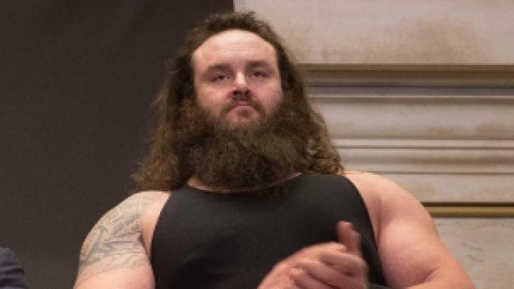 Braun Strowman (Bild) tritt bei Hell in a Cell gegen Roman Reigns an. (Foto)