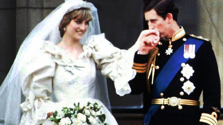 Prinzessin Diana eroberte das Herz von Prinz Charles mit einem einzigen Satz.