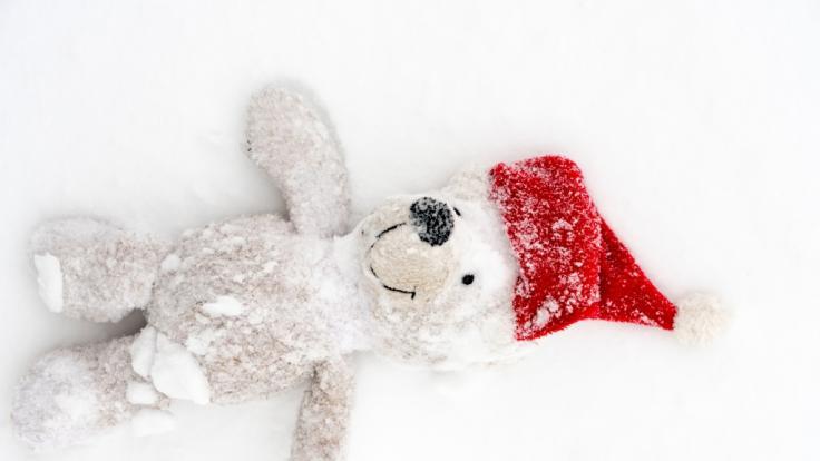 Das drei Jahre alte Mädchen erfror bei minus 15 Grad. (Symbolbild)