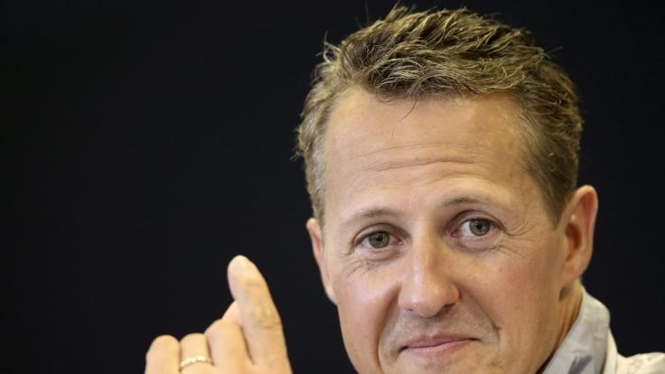Michael Schumacher gilt als Spendenkönig.