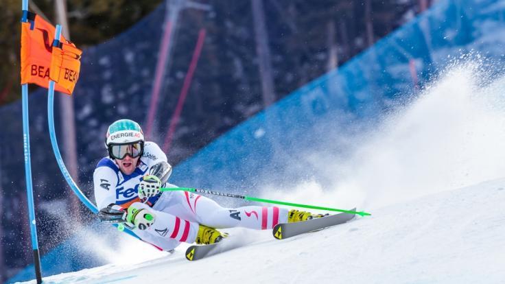 Der Ski alpin Weltcup ist in vollem Gange. (Foto)