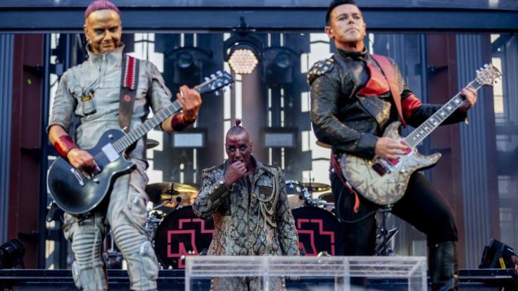 Rammstein sagt Europa-Tour-Termine für 2020 ab