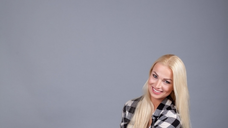 Katja Kalugina ist eine der Profitänzerinnen bei