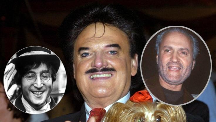 Rudolph Moshammer, John Lennon und auch Gianni Versace wurden auf brutale Weise ermordet.