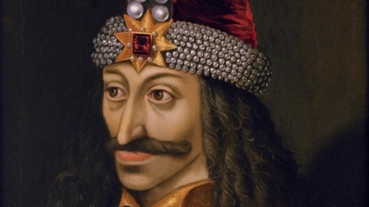 Als Graf Dracula wurde Vlad III. berühmt. (Foto)