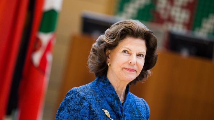 Königin Silvia von Schweden muss einen traurigen Verlust verarbeiten. (Foto)