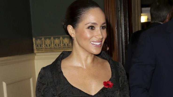 Beweist dieses Foto, dass Herzogin Meghan wieder schwanger ist?