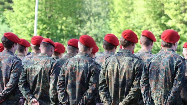 Die Bundeswehr wird erneut von einem Neonazi-Skandal erschüttert. (Foto)