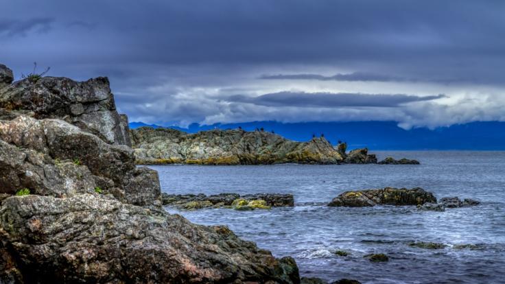 An der Pazifikküste Kanadas kam es am Montagmorgen zu einem starken Erdbeben. (Foto)