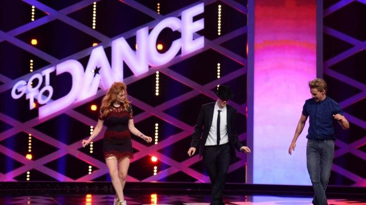 """YouTuber JustSomeMotion bringt mit seinem Neo-Swing die """"Got to Dance""""-Jury in Bewegung. (Foto)"""
