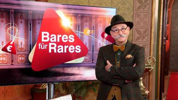 """Das ZDF streicht wegen Olympia 2020 mehrere Ausgaben von """"Bares für Rares"""" aus dem TV-Programm. (Foto)"""