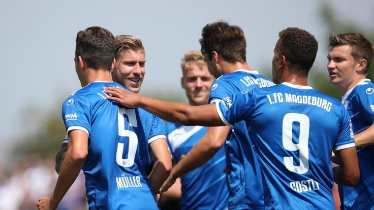 Heimspiel 1. FC Magdeburg : Die aktuellen Spielergebnisse der 2. Liga bei news.de.