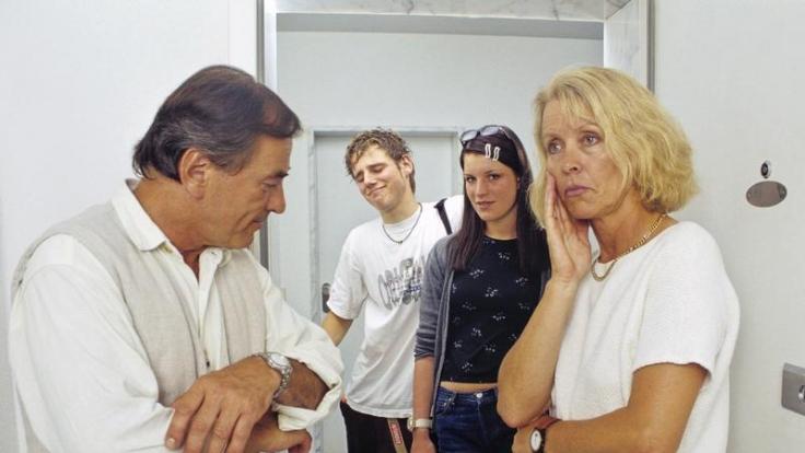 Das erste Mal bei den Schwiegereltern (Foto)
