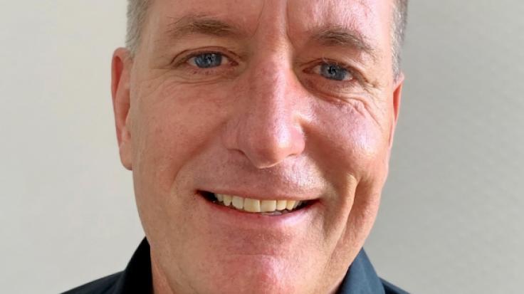 Experte für Bewässerungsplanung Frank Leger (Foto)