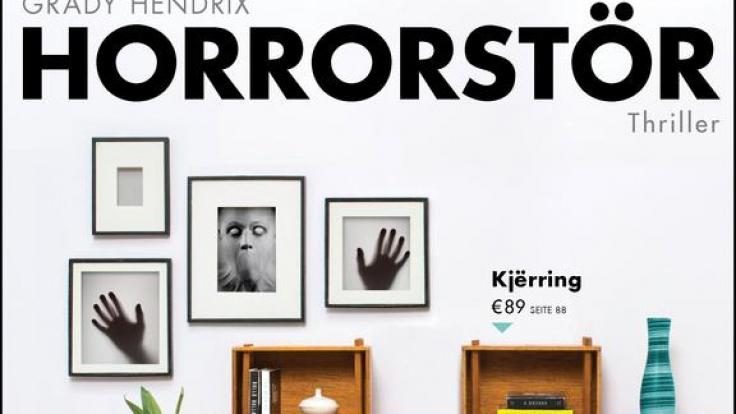 """""""Horrorstör"""" verspricht Gruselspaß im Möbelhaus. (Foto)"""