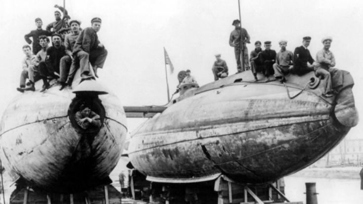 Das U-Boot bei Arte (Foto)