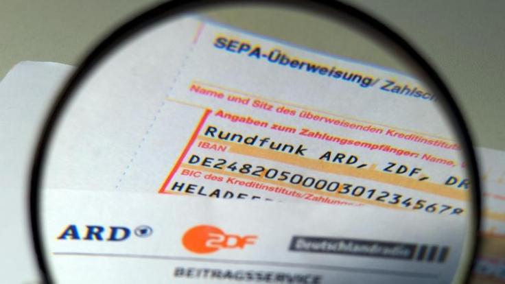 Vielen Deutschland ist der Rundfunkbeitrag ein Dorn im Auge.