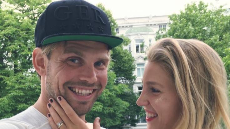 Seit 2015 ist Moritz Fürste mit seiner Frau Stephanie verheiratet. (Foto)